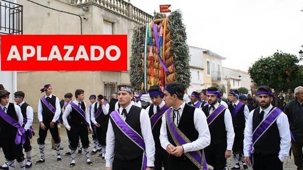 Aplazado el Carnaval de Ánimas de Villar del Pedroso