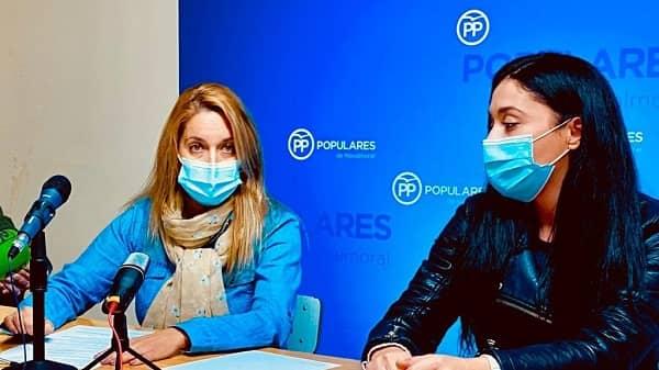 Las mujeres del PP moralo lamentan la falta de democracia en el Consejo de Mujeres