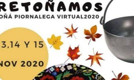 """Piornal celebra la Toñá Piornalega virtual """"Retoñamos 2020"""""""