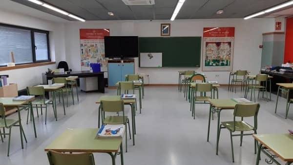 La Consejería de Educación pide confianza en las medidas de protección de los centros educativos
