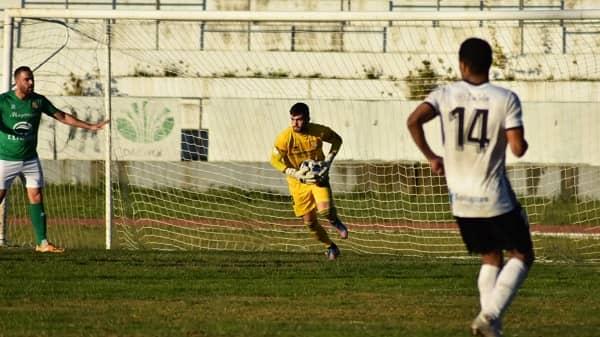 El Moralo CP no pasa del empate a cero en casa del UP Plasencia