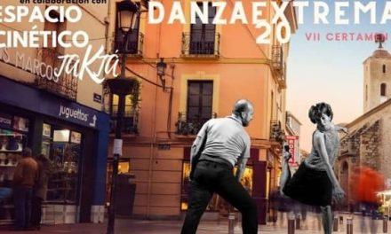 El Certamen Coreográfico Nacional DanzaXtrema20 anuncia los 5 seleccionados para la final