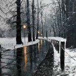 El pintor local Juan Núñez finalista en el XXIV Certamen de Pintura Indalecio Hernández Vallejo