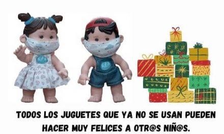 El IES Zurbarán comienza una campaña navideña de recogida de juguetes