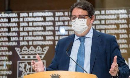 La Junta suspende el Plan de Navidad ante la subida de la incidencia acumulada