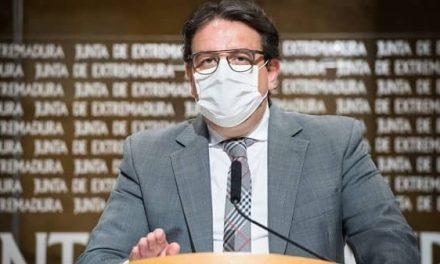 La Junta anuncia la flexibilización de determinadas restricciones impuestas por la COVID-19