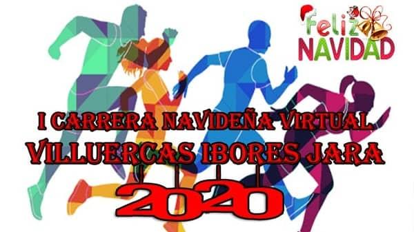 El Geoparque celebra la I Carrera Navideña Virtual Villuercas Ibores Jara