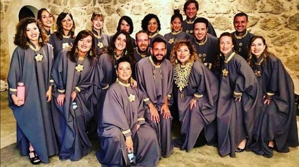 El coro Enclave Gospel actúa hoy en el Teatro del Mercado de Navalmoral