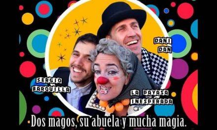 """La magia teatralizada llega con """"Nuestros Momentos Mágicos"""" al Teatro del Mercado"""