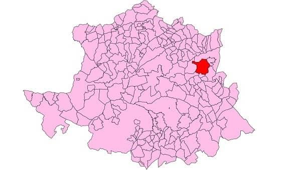La incidencia acumulada sube ligeramente en el área de Salud, la zona de Salud y el municipio de Navalmoral