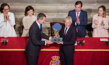 La Fundación Yuste abre un plazo extraordinario para presentar candidaturas al Premio Europeo Carlos V
