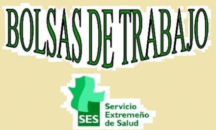 El SES abre bolsas de trabajo para las categorías de Terapeuta Ocupacional y Técnico Dietética y Nutrición