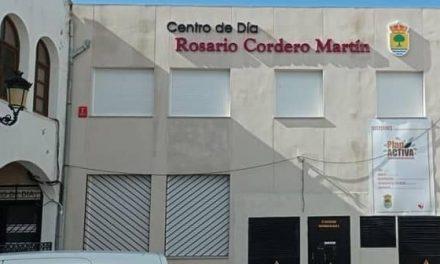 El nuevo centro de día de Castañar de Ibor lleva el nombre de Charo Cordero