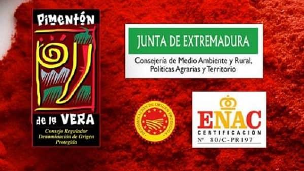 La Junta aprueba los estatutos de la DOP Pimentón de la Vera