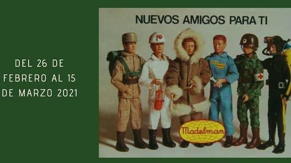 Jarandilla organiza una exposición de muñecos MADELMAN en el Museo de los Escobazos