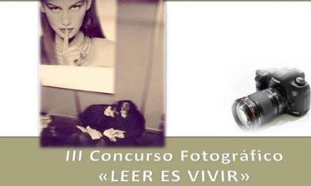 """La Fundación Concha convoca el III Concurso Fotográfico """"Leer y Vivir"""""""