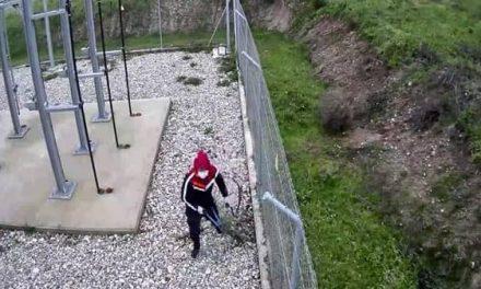 Detenidos los presuntos autores de un robo de cobre en Casatejada