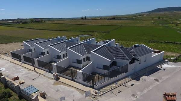 En Serrejón se construirán dos de las 18 viviendas de promoción pública que licita la Junta por más de 1,3M€