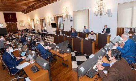 Diputación aprueba 6 M€ para el Plan de Cooperación Económica Municipal