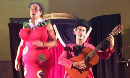 Los Hermanos Saquetti representan a Extremadura en el I Encuentro Universos Ambulantes