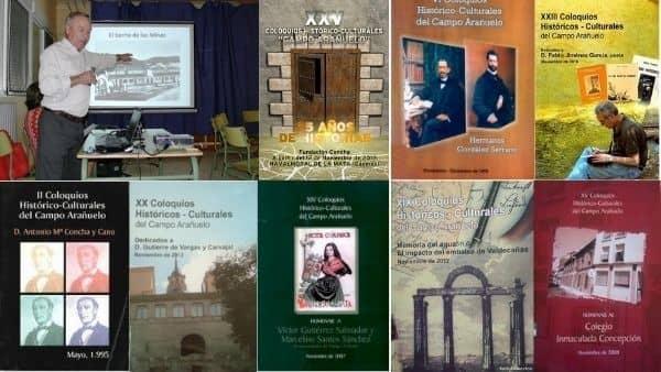 Los Coloquios Histórico-Culturales del Campo Arañuelo pueden descargarse en Pdf