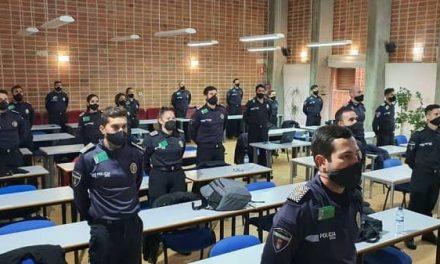 En el Día de la Policía Local de Extremadura la Junta valora su trabajo durante la pandemia