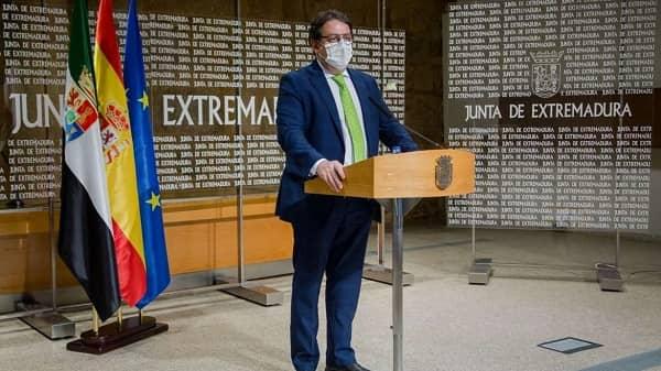 Nueva flexibilización de las medidas anticovid en Extremadura