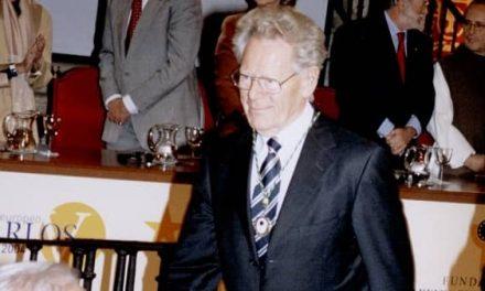 Fallece el teólogo suizo Hans Küng, miembro de la Academia de Yuste