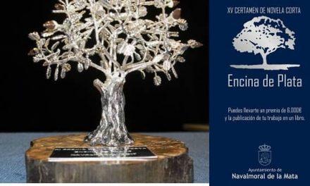 Navalmoral convoca el XV Premio de Novela Corta Encina de Plata