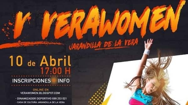 Jarandilla de la Vera celebra la V edición de Verawomen