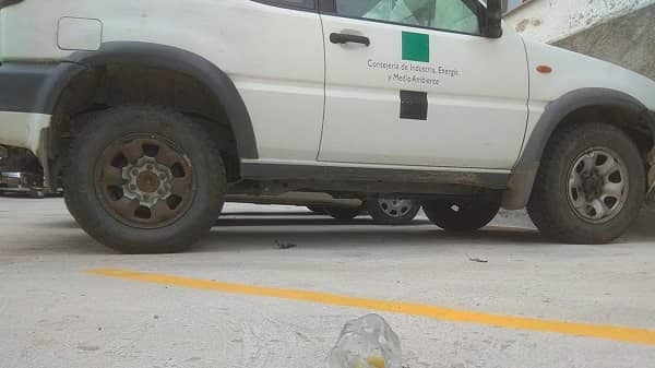 El Ayuntamiento de Villanueva rechaza unánimemente los actos vandálicos contra agentes forestales
