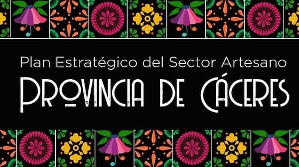 """Diputación abre el proceso participativo """"Plan estratégico del sector artesano de la provincia de Cáceres"""""""