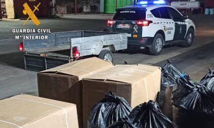 Detenidos 2 vecinos de Talayuela por robo y contrabando