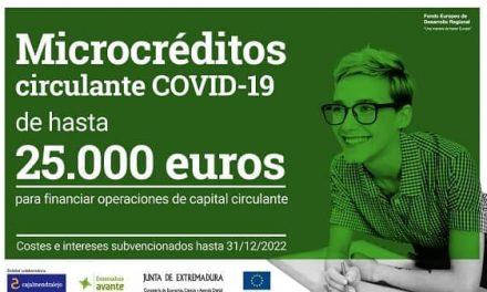 Empresas y autónomos pueden solicitar microcréditos de hasta 25.000 euros para inyectar liquidez a sus negocios