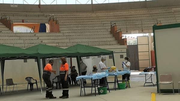 Tendencia al alza de la incidencia acumulada en el área, zona de Salud y municipio de Navalmoral