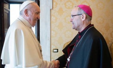 El arzobispo de Toledo invita al papa Francisco a que peregrine a Guadalupe por el jubileo