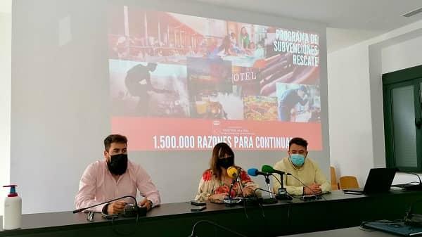 Abierto el plazo para solicitar las ayudas directas del Plan Rescate del Ayto. de Navalmoral