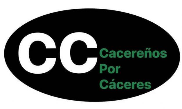 Cacereños por Cáceres-CC se opone al resultado negativo del estudio de viabilidad de ADIF