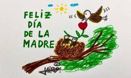 Feliz Día de la Madre – Las Viñetas de Jairo Jiménez