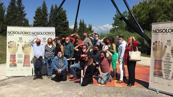 El festival NoSoloCirco cumple 10 años