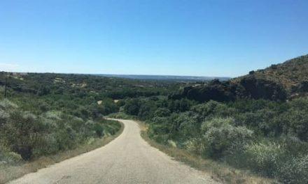 Diputación instala señales turísticas en Monfragüe occidental
