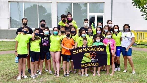 El CN Moralo celebra ilusionado su XVII Trofeo Campo Arañuelo
