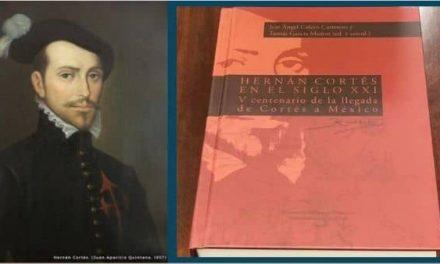 La Fundación Yuste presenta un libro sobre Hernán Cortés