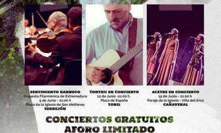 Arranca en Serrejón Naturarte, el Festival de las Artes de Monfragüe