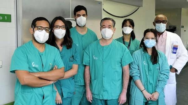 El Servicio de Urología del H. Virgen del Puerto trata con éxito el cáncer de pene