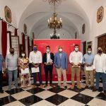 """Los Ayuntamientos con más de 5000 habitantes firman el Plan de Diputación """"Pueblos con Futuro"""""""