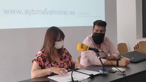 Raquel Medina da explicaciones sobre los 373.000€ que figuran en contabilidad como no justificados