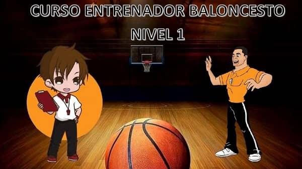 Se encuentra abierto el plazo de preinscripción para el Curso de Entrenador/a de Baloncesto Nivel I