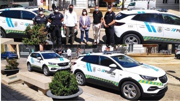 La Policía Local de Navalmoral estrena dos vehículos SUV híbridos