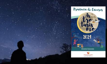 #AstroCáceres acerca 14 actividades de astroturismo a 14 territorios cacereños
